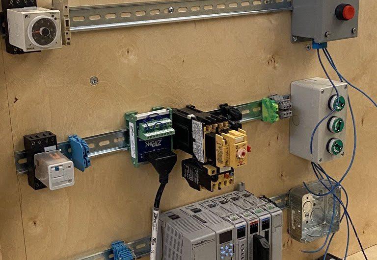 HVAC hardware