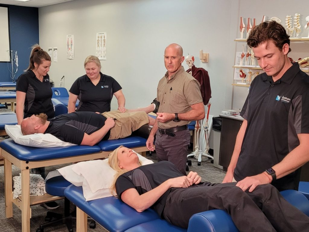 Physical therapy program