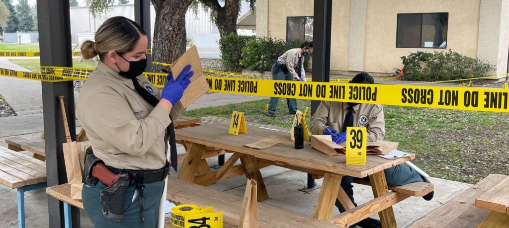 Criminology program students