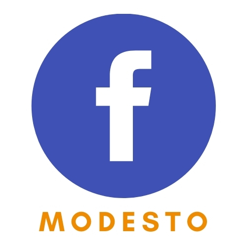 Modesto Facebook Icon