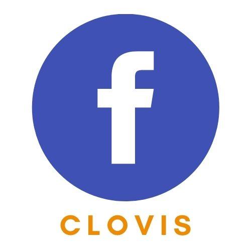 Clovis Facebook Icon